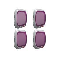 Набор Фильтров ND для DJI Mavic 2 PRO (ND8,16,32,64) PROFESSIONAL, PGYTECH P-HAH-031