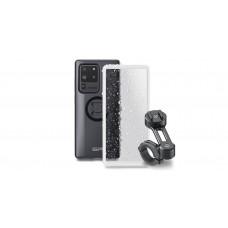 Набор креплений для мотоцикла SP Connect MOTO BUNDLE CASES для Samsung (c чехлом) S20 Ultra