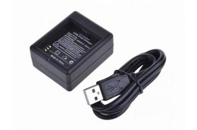 Зарядные устройства и аккумуляторы для экшн-камер