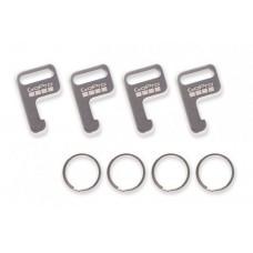 Набор легких креплений для пульта Д/У GoPro Wi-Fi Remote Attachment Key & Rings (AWFKY-001)