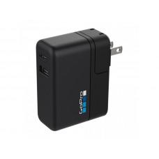 Сетевое зарядное устройство GoPro Supercharger (AWALC-002)