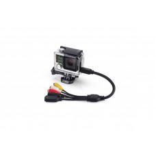 Кабель для видеоподключения (комбинированный) GoPro Combo Cable (ANCBL-301)