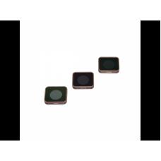 Набор фильтров для Hero 5/ Hero 6/ Hero 7 - Cinema Series Filter 3-Pack