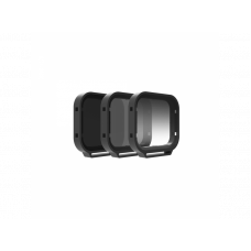 Набор фильтров PolarPro Venture 3-Pack for Hero 5 Black