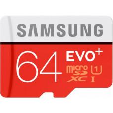 Samsung microSDXC EVO Plus 64Gb U1