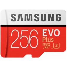 Samsung microSDXC EVO Plus 256GB U3