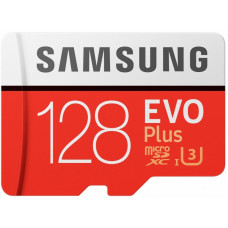 Samsung microSDXC EVO Plus 128GB U3