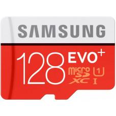 Samsung microSDXC EVO Plus 128Gb U1 (красная)