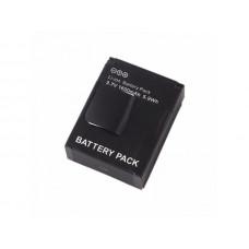 Аккумулятор для экшн-камеры 3/3+ (1600 mAh)