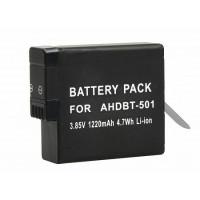 Аккумулятор для экшн-камеры GoPro Heo 4 (1220 mAh)