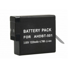 Аккумулятор для экшн-камеры (1220 mAh)