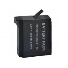 Аккумулятор для экшн-камеры (1160 mAh)