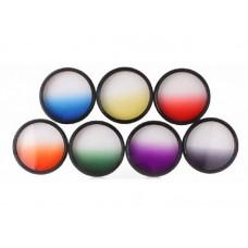 Цветной фильтр Gradient Filter 37 мм для экшн-камеры