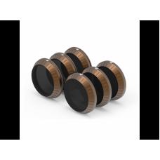 Набор фильтров PolarPro DJI Zenmuse X4S Filters - Cinema Series 6-Pack для Inspire 2 (6-Pack)
