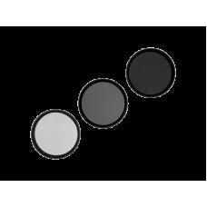 PolarPro Набор фильтров для DJI  Inspire 1 / OSMO (PL, Нейтральный ND8, ND16) (P4001)