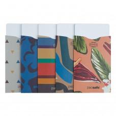 Чехол для банковских карт Pacsafe RFIDsleeve 25 (5 штук)
