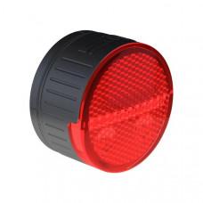 All Round led safety light red фонарь красный