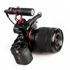 Микрофон BOYA BY-MM1 кардиоида для камер и смартфонов