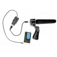 Saramonic SmartRig II адаптер для подключения XLR микрофона к смартфону/планшету