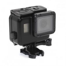 Бокс для экшн-камеры Черный с дополнительной прозрачной крышкой, Redline RL714