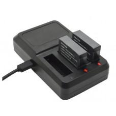 Зарядное устройство на 3 аккумулятора Hero 4, Redline RL267