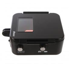 Бокс для камер GoPro Hero 3,4,5,6 с LED подсветкой работает от 18650, Redline RL537