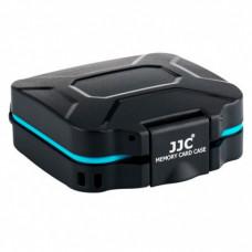 Кейс JJC MCR-ST8 для 4хSD и 4хMicro SD карт