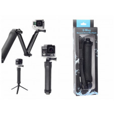 Монопод 3 way аналог  для экшн камер