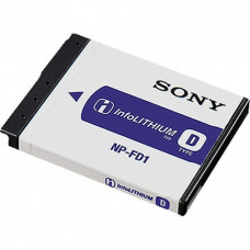 Аккумулятор SONY NP-FD1