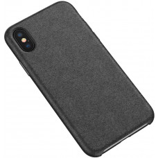 Чехол накладка Baseus Original super fiber case For iPX/XS 5.8inch Black