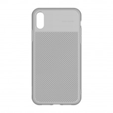 Чехол накладка Baseus Glistening & transparent Case For iP XR 6.1inch Transparent Black
