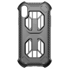Чехол накладка Baseus Cold front cooling Case For iP 6.5(2018) Black
