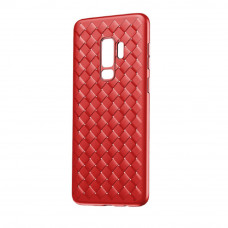 Чехол накладка Baseus BV Weaving Case For S9 Plus Red