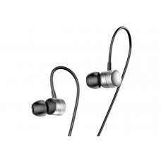 Наушники Baseus Encok Wire Earphone H04 Silver