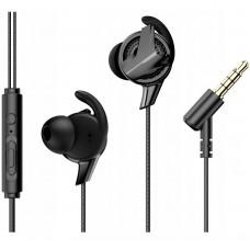 Наушники Baseus GAMO 3.5MM Wired Earphone H15 Black