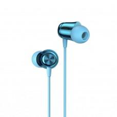 Наушники Baseus Encok 3.5mm Wired Earphone H13 Blue