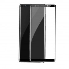 Защитное стекло Baseus 0.3mm All-screen Arc-surface Tempered Glass Film For SAMSUNG Galaxy Note 8 Black