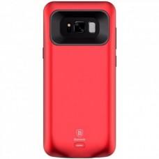 Внешний аккумулятор Baseus Geshion Backpack Power Bank 5500Mah For SAMSUNG S8 Plus Red