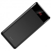 Внешний аккумулятор Baseus Mini Cu diital display Power Bank 10000mAh Black