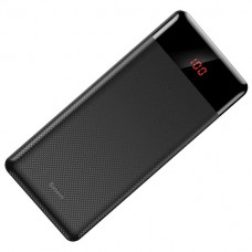 Внешний аккумулятор Baseus Mini Cu diital display Power Bank 10000mAh Black