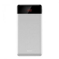 Внешний аккумулятор Baseus Mini Cu diital display Power Bank 10000mAh White