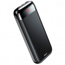 Внешний аккумулятор Baseus Mini Cu Digital Display Power Bank 20000mAh  Black