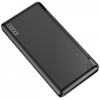 Внешний аккумулятор Baseus Mini Cu power bank 10000mAh(Dual USB 2.1A output/micro input )black