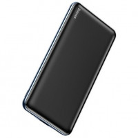 Внешний аккумулятор Baseus Simbo power bank 10000mAh (T+IP input /T+U output 5V 3A 50cm Type c cable) black