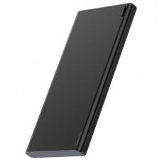 Внешний аккумулятор Baseus Choc Power Bank 10000mAh  Black+Gray