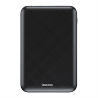 Внешний аккумулятор Baseus Mini S Digital Display Power Bank 10000mAh  Black