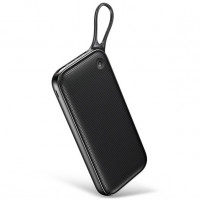 Внешний аккумулятор Baseus Powerful Type-C PD+QC3.0 Quick Charge Power Bank(20000 mAh)Black
