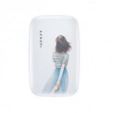 Внешний аккумулятор Baseus Mini Q Power Bank 10000mAh For Girl White