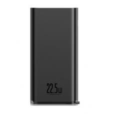 Внешний аккумулятор Baseus Starlight Digital Display Quick Charg Power Bank 20000mAh 22.5W Black