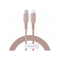Кабель Baseus Colourful Cable Type-C For iP 18W 1.2m Pink